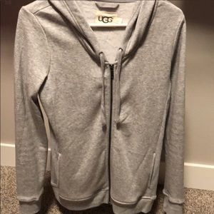 Like new condition UGG hooded sweatshirt.